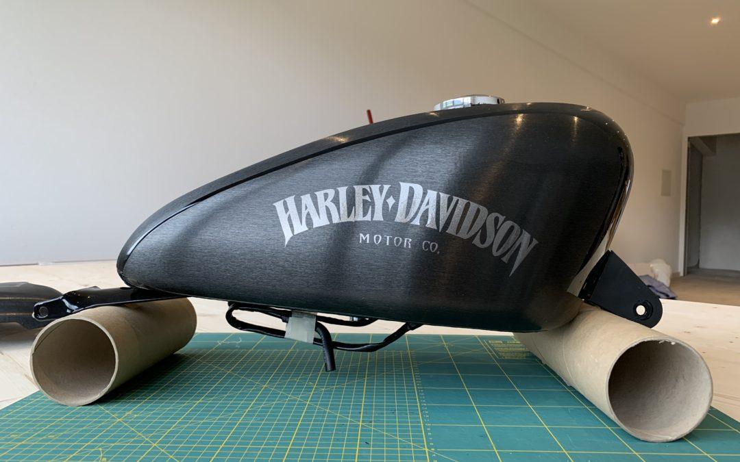 Harley Davidson – Custom