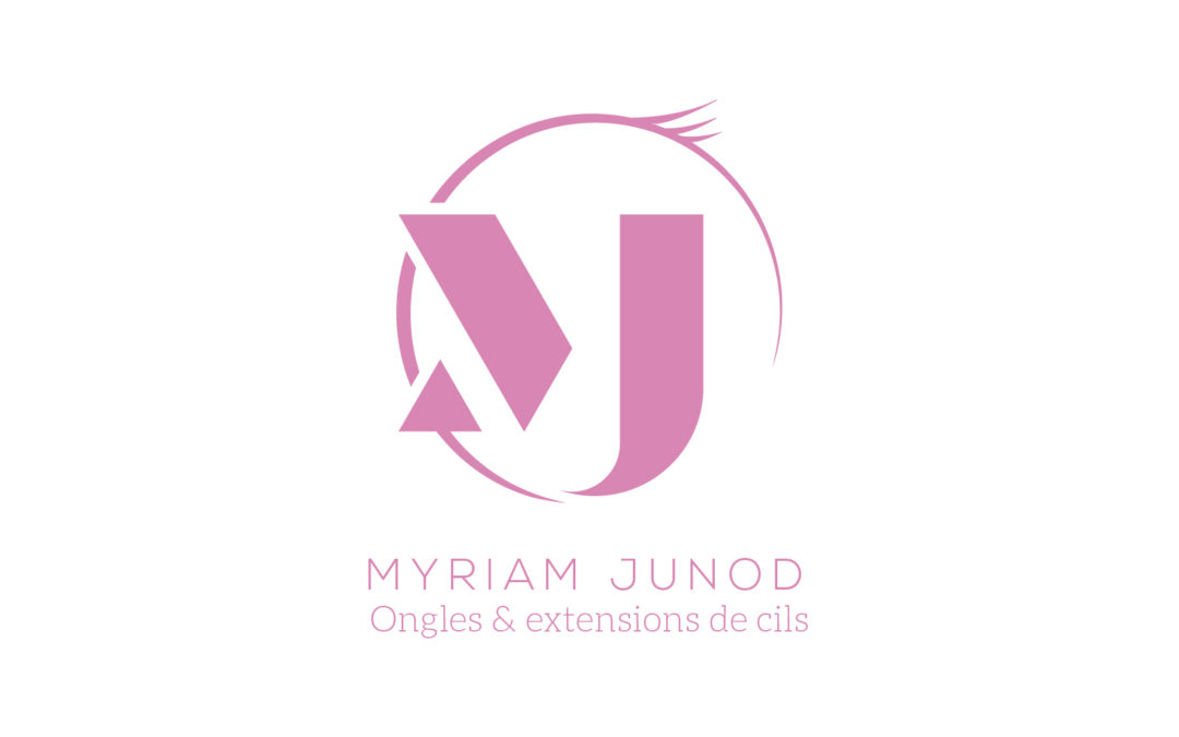 Myriam Junod –Création de logo